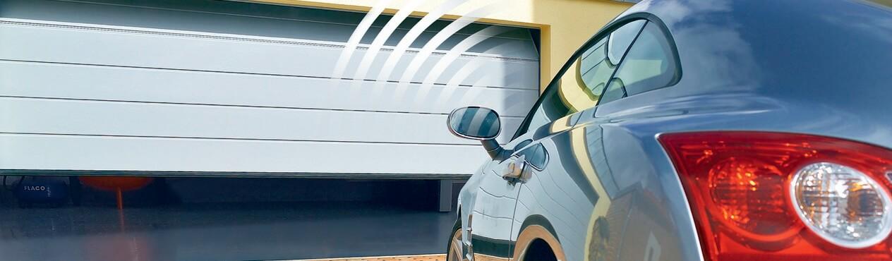 автоматические гаражные ворота в Севастополе и Крыму