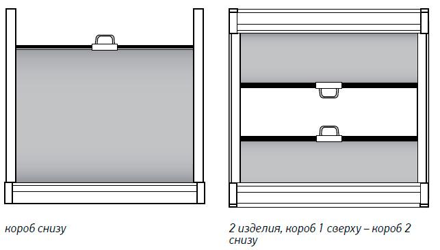 рулонные шторы Зебра UNI-2