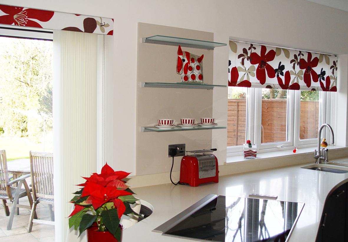 сохранить гамбургер шторы на окно в кухне модерн фото разработаем дизайн
